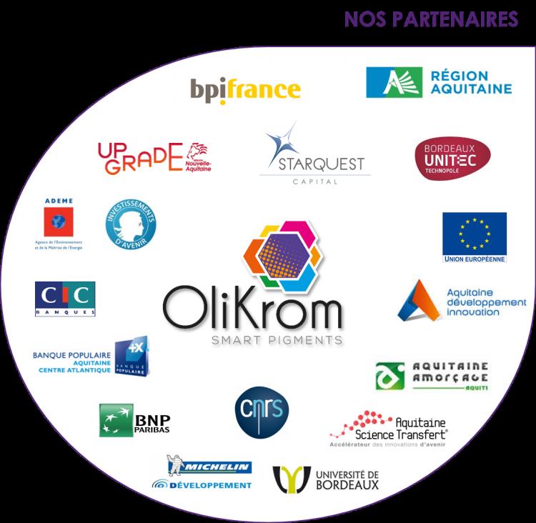OliKrom, Nos partenaires – OliKrom©