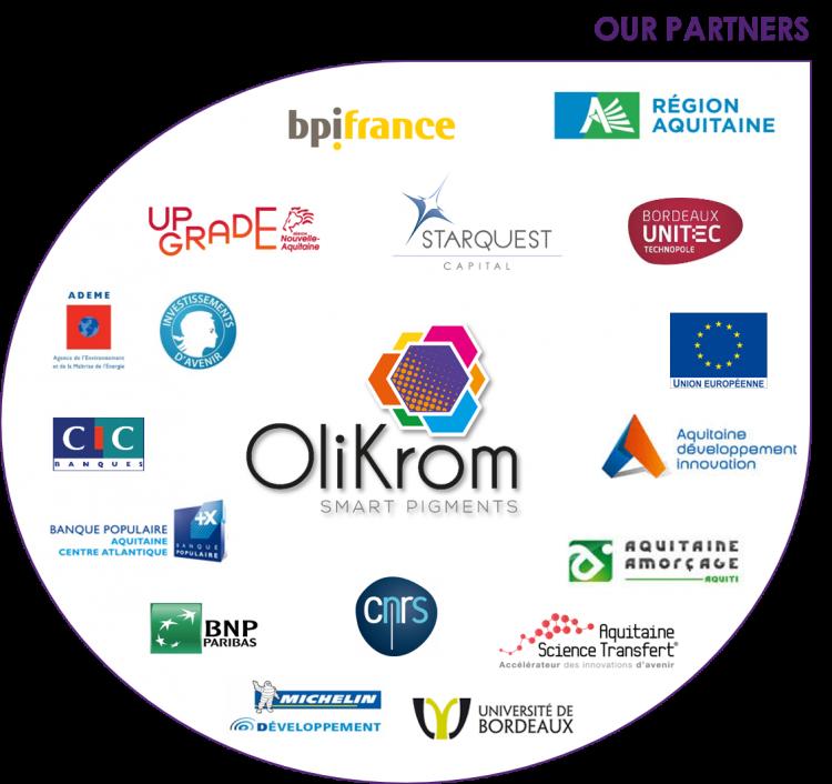 OliKrom, our partners – OliKrom©